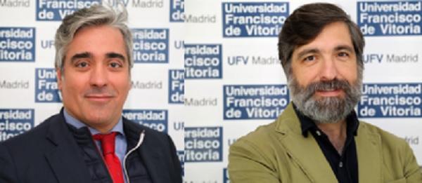 tasio Los profesores de HCP en Derecho y Criminología, Álvaro Pérez Araujo y Tasio Pérez, explican la importancia de formar a los universitarios en conocimientos técnicos así como en competencias y habilidades que estos deben desarrollar