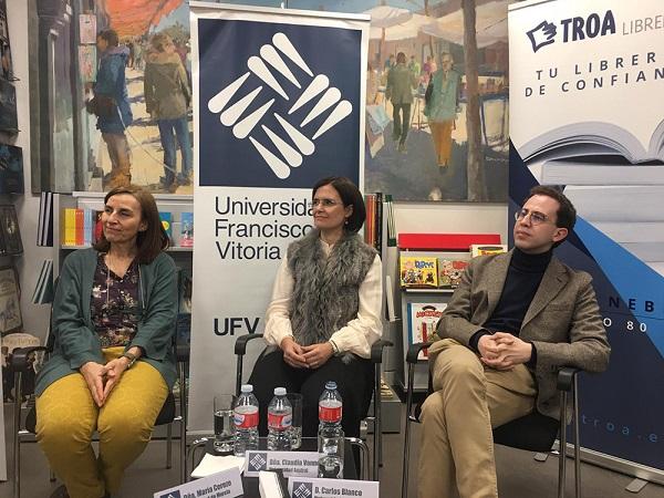 064b5e62 9c30 4977 b1db 3a57982969f6 Presentación del libro ¿Determinismo o indeterminismo? de Claudia Vanney y Juan F. Franck en Madrid Estudiar en Universidad Privada Madrid