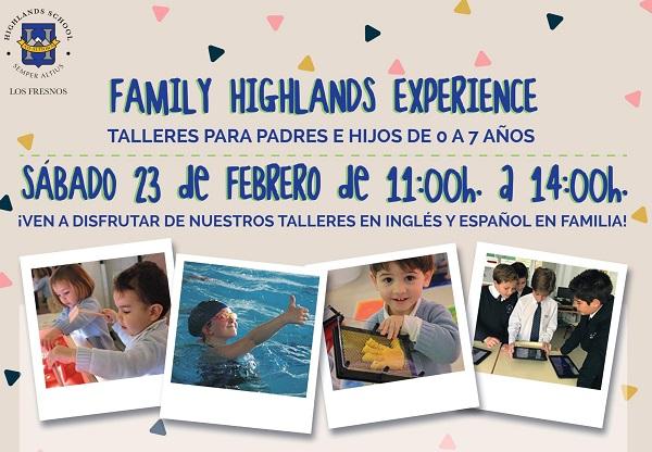16c55f2f 7a3e 428b 9cf2 3092a6b9fa01 Talleres Family Highlands experience