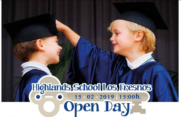 1a89b70c edcd 490e bc1f d8225a705c13 Colegio Highlands Los Fresnos, Boadilla del Monte: Open Day Estudiar en Universidad Privada Madrid