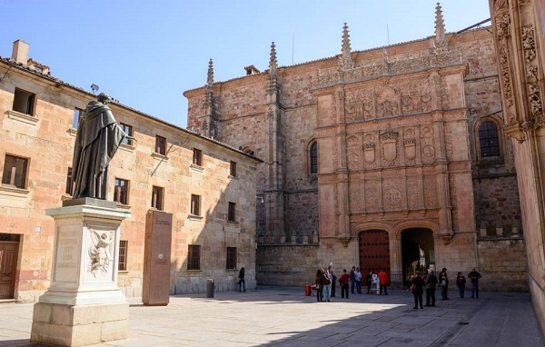 6060eade 6ef4 455d 91a0 6cc528200ab3 La próxima formación de HCP se realizará en Salamanca