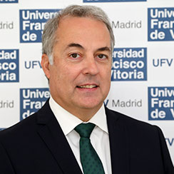 Alberto López Rosado Alberto López Rosado, vicerrector de Investigación y Postgrado de la UFV, explica en El Economista los planes de sostenibilidad de la universidad Estudiar en Universidad Privada Madrid