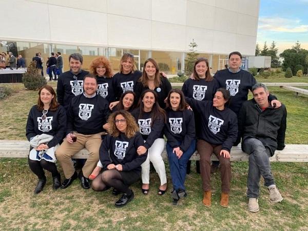 IMG 20190225 WA0030 768x576 1 Alumni UFV celebra la comida 25 Aniversario en homenaje a la primera promoción Estudiar en Universidad Privada Madrid