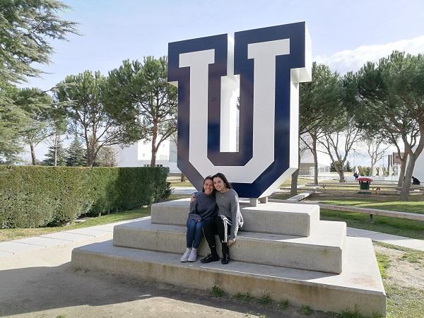 IMG 20190124 135504 Dos alumnas de la Universidad Francisco de Vitoria seleccionadas entre más de 4000 inscritos para participar en el programa Factoría de Talento Adecco