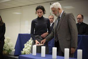 Memoria Holocausto UFV 2019 19 300x200 Conmemoración en Memoria de las  Víctimas del Holocausto en la UFV