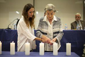 Memoria Holocausto UFV 2019 28 300x200 Conmemoración en Memoria de las  Víctimas del Holocausto en la UFV