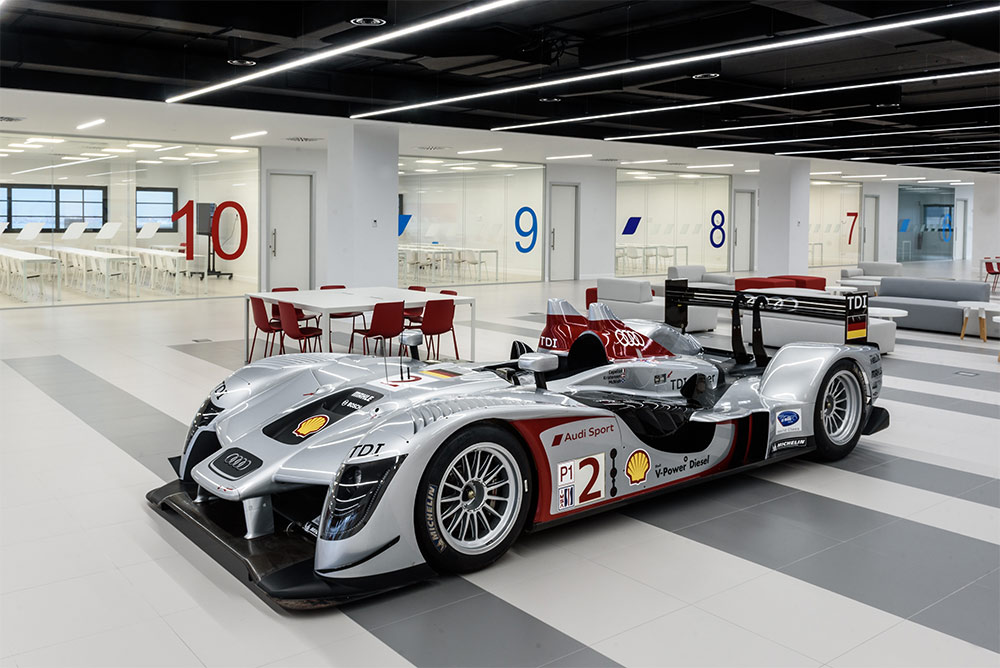 Motor Sport Institute Highlands School Sevilla