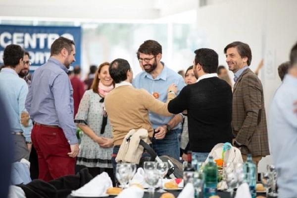 UFV 25 17 min 540x360 1 Alumni UFV celebra la comida 25 Aniversario en homenaje a la primera promoción Estudiar en Universidad Privada Madrid