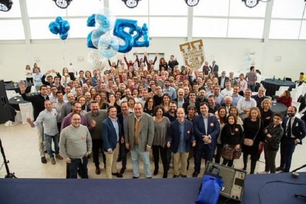 UFV 25 68 min 540x360 1 Alumni UFV celebra la comida 25 Aniversario en homenaje a la primera promoción Estudiar en Universidad Privada Madrid