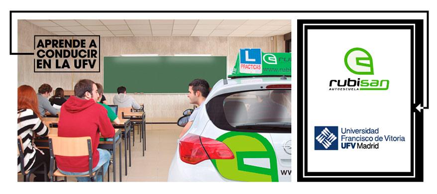autoescuela ufv web 19 Escuela de conducción UFV