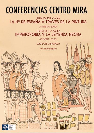 cartel novela historia Actividades Culturales