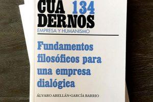 fe715444 7802 4f9b ac01 90e2516b6876 300x200 El profesor Álvaro Abellán publica Fundamentos filosóficos para una empresa dialógica