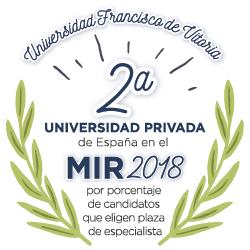 laurel mir 2018 Sobre la UFV