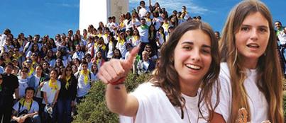 misiones semana santa Pastoral Universitaria