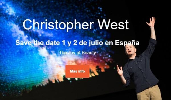 0a3b1f39 abb0 4efe 9c79 577d48e49533 ¡Christopher West vuelve a España!