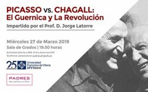 955184c8 f702 4f2d 9f62 37208adfdfc4 300x186 Picasso vs Chagall: el Guernica y la Revolución con el profesor Jorge Latorre Estudiar en Universidad Privada Madrid