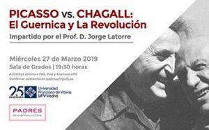 955184c8 f702 4f2d 9f62 37208adfdfc4 300x186 Picasso vs Chagall: el Guernica y la Revolución con el profesor Jorge Latorre