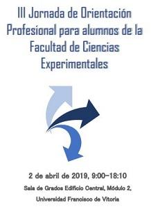 Captura 7 III Jornada de Orientación Profesional para alumnos de Ciencias Experimentales Estudiar en Universidad Privada Madrid
