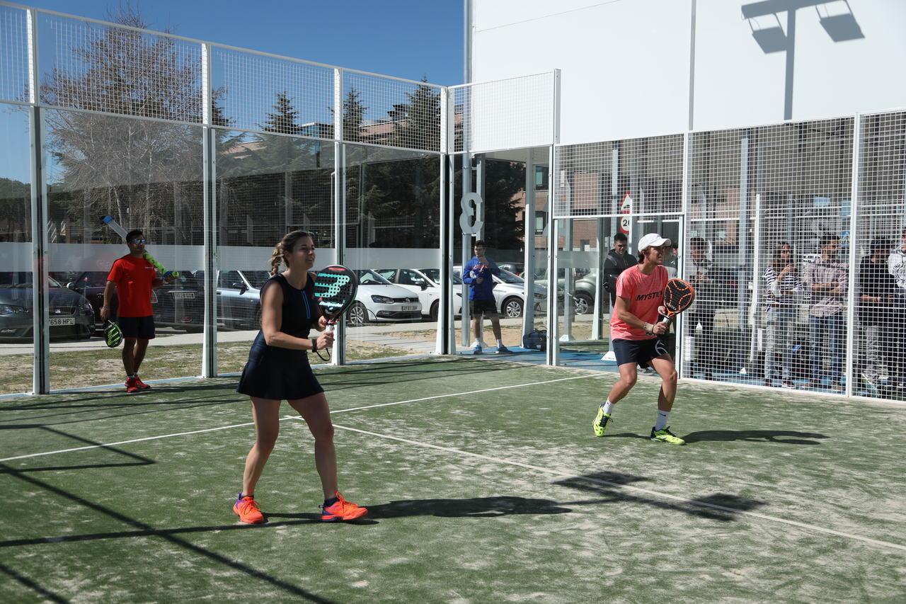 IMG 4648 Easy Resize.com  Nuestros alumnos de CAFYD aprenden entrenamiento técnico táctico con Manu Martí Estudiar en Universidad Privada Madrid