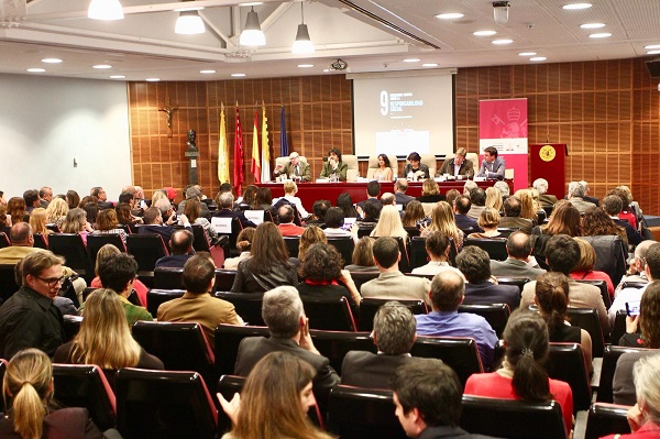 IMG 7726 Presentación en Madrid del libro 9 necesarios debates sobre la responsabilidad social