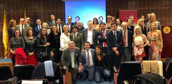 IMG 7735 Presentación en Madrid del libro 9 necesarios debates sobre la responsabilidad social