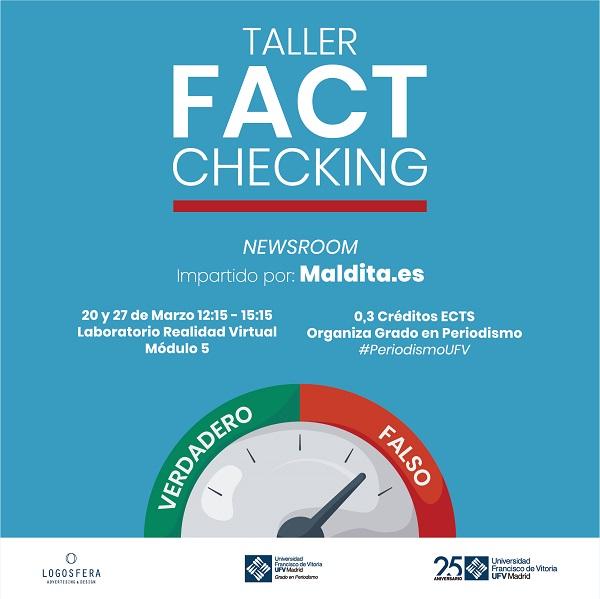 RRSS FactChecking 150pp 03 Taller de fact cheking con Maldita.es