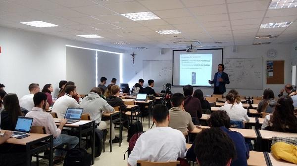 """Taller Claves para salir a vender tu proyecto El Centro de Emprendimiento UFV explica las """"Claves para salir a vender tu proyecto"""" Estudiar en Universidad Privada Madrid"""