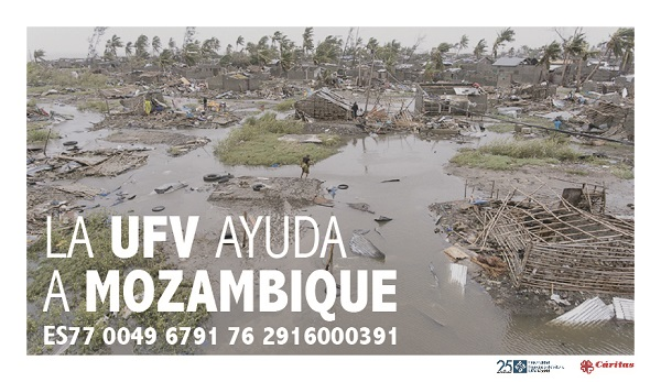 UFV MOZAMBIQUE La UFV ayuda a Mozambique