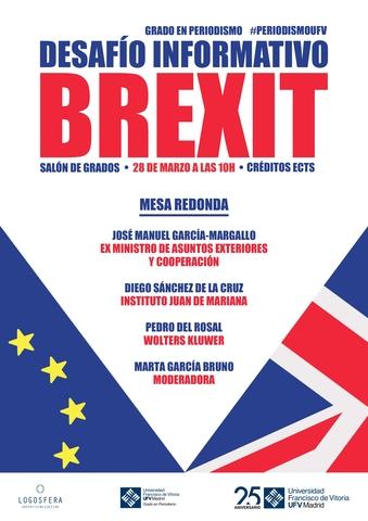 brexit ufv José Manuel García Margallo abordará el tema del Brexit en la UFV Estudiar en Universidad Privada Madrid