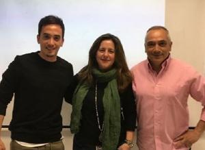 e51d75dd 3ef8 4f1b 980e a722b7c23c33 300x219 La profesora Valvanuz Sánchez  Amoraga  organiza un taller con bomberos para abordar el liderazgo de servicio