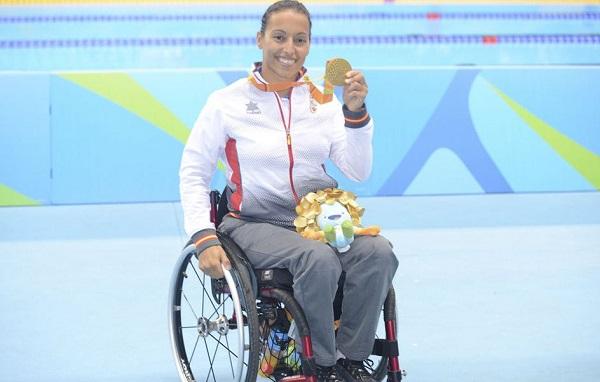 ea9c6814 ec8f 431c b614 c9d5232adaf6 Teresa Perales, campeona de natación paralímpica, inaugurará el lunes 1 de abril la IV Semana del Deporte para el Cambio Estudiar en Universidad Privada Madrid