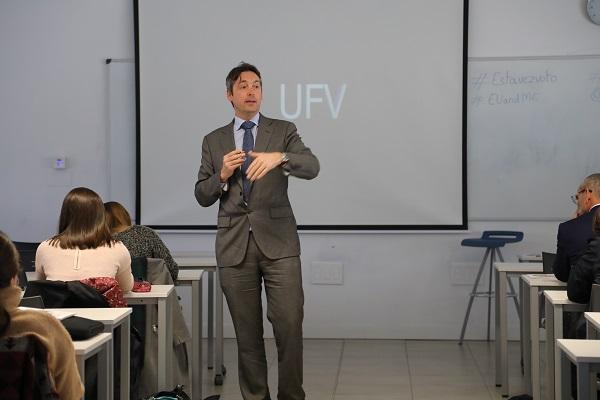 elecciones 2 La UFV analiza las elecciones al  parlamento europeo Estudiar en Universidad Privada Madrid