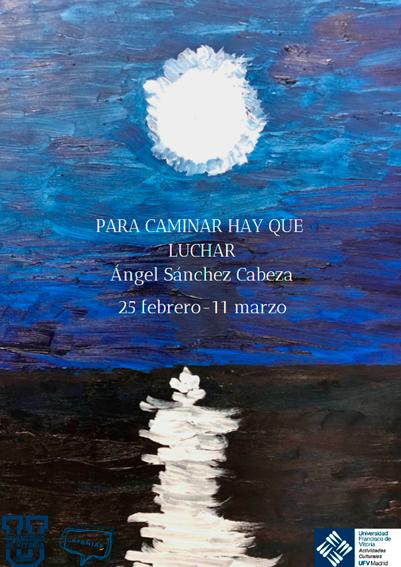 exposicion angel sanchez U Shop Cultural Estudiar en Universidad Privada Madrid