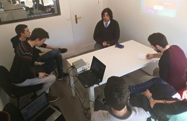 f3d0d16a 9fe3 41f7 ae37 a4e3222a9bc0 Los alumnos de Ingeniería Informática se preparan para la fase internacional del Global Legal Hackathon 2019 Estudiar en Universidad Privada Madrid