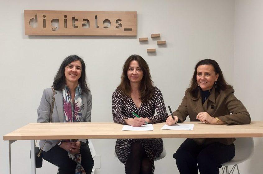 %name La UFV firma un acuerdo con la Asociación Digitales