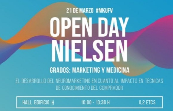 h Open Day Nielsen para hablar sobre técnicas de neuromarketing
