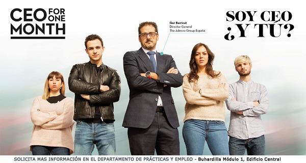 imagen CEO La UFV busca entre sus alumnos al próximo CEO de Adecco