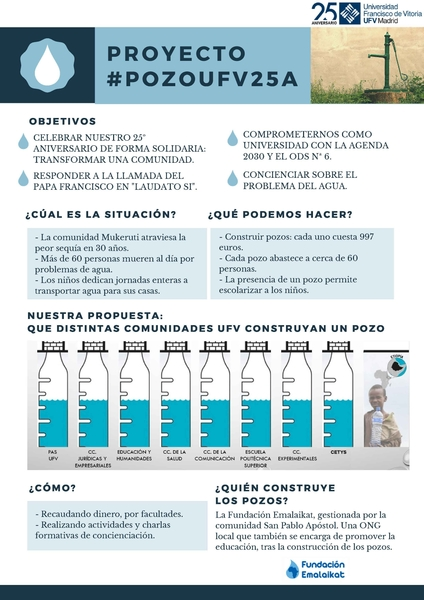 proyecto pozo ufv page 0001 Easy Resize.com  El proyecto #PozoUFV25A recauda 3.148,5 euros para laFundación Emalaikat Estudiar en Universidad Privada Madrid
