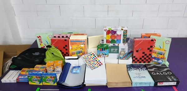 thumbnail 276326b7 336f 4110 9ad6 6e91fa968926 1 La UFV envía material escolar a Marruecos gracias al Alumni Fran Gómez