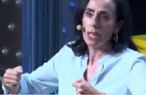 unnamed Elena Postigo, miembro del comité científico del Congreso Transhumanismo
