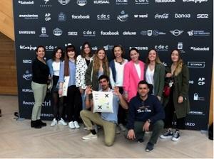 1 El Grado en Publicidad presenta a 4 grupos de alumnos al Premio de Jóvenes Talentos del CdeC Estudiar en Universidad Privada Madrid