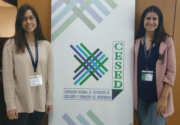 224258d5 7565 4723 adec 81edb618899b Inés Martín y Carolina Arroyo, alumnas de la UFV, acuden como representantes UFV a la Asamblea de CESED