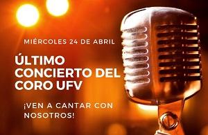 6d41c7b7 f0a5 4379 9141 2600f95ba7d2 1 Último concierto del curso del Coro UFV Estudiar en Universidad Privada Madrid