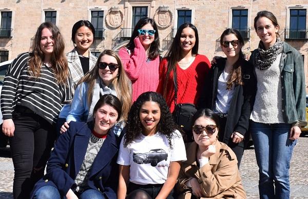 8889180b 8595 476e 84ab c7d307238c4f Nuestros alumnos internacionales conocen Lerma, Iesu Communio y Burgos
