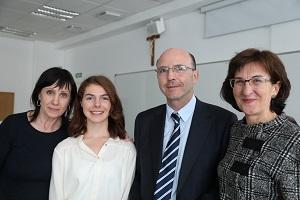 Anast La Universidad Francisco de Vitoria (Madrid) entrega los I Premios Cum Laude a la investigación en bachillerato