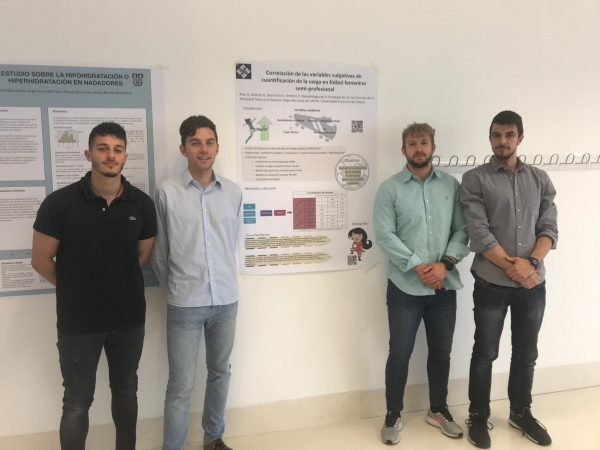 IMG 20190424 WA0004 e1556527759613 I Congreso de Investigación para Alumnos CAFyD UFV Estudiar en Universidad Privada Madrid
