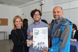 IMG 6128 La Universidad Francisco de Vitoria (Madrid) entrega los I Premios Cum Laude a la investigación en bachillerato