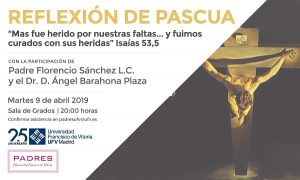 REFLEXIÓN DE PASCUAMINIATURAWEB 300x180 Reflexión de Pascua: Mas fue herido por nuestras faltas...y fuimos curados por sus heridas Estudiar en Universidad Privada Madrid