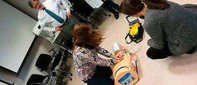 campus cardioprotegido SERVICIO DE SEGURIDAD, SALUD Y BIENESTAR