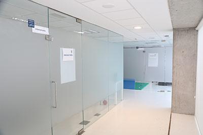 clinica centro deportivo Clínica Universitaria Fisioterapia
